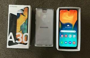 Samsung Galaxy A30 32GB SM-A305YN Single Sim Aussie Stock Black Like new