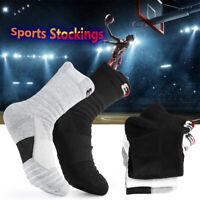 Anti -Schweiß Atembare Socken Basketball Socken Sportliche Strümpfe Knöchel