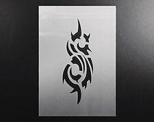 Slipknot Band Stencil Airbrush Wall Art Craft Painting Music Home DIY Reusable