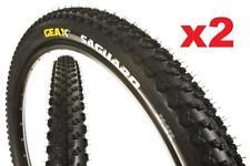 "2x Vittoria Saguaro 29x2.2"" Cross Country XC MTB Tyre 29"" 35-65PSI BLACK"