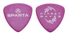 Sparta Matt Miller Purple Bass Guitar Pick - 2004 Tour