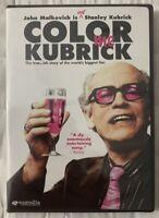 Color Me Kubrick (DVD) John Malkovich, Stanley Kubrick Brand New Sealed FreeShip