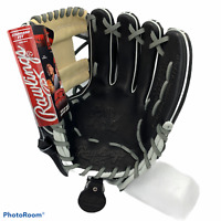 """Rawlings Heart of the Hide 11.5"""" Infield Baseball Glove RHT - PRO314-2BCC New"""