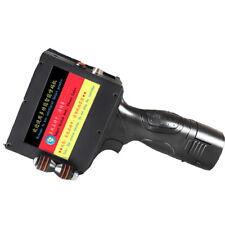 Handheld Inkjet Printer Expiry Date Coding Machine Character Height 2mm-25.4mm