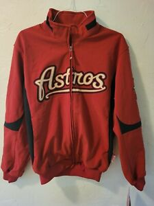 Majestic Houston Astros Jacket Size Large