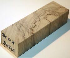 Woodturning Black Limba Knife Handle Blank x Cut Knife Knifemaking Pen Plank