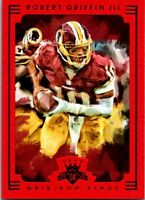 ROBERT GRIFFIN 2015 GRIDIRON KINGS FRAMED RED #53 (25% OFF)