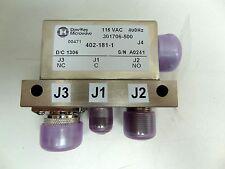 DOW-KEY 402-181-1 COAXIAL / RF SWITCH SPDT