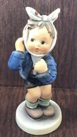 "Vintage Hummel 217 Boy With Toothache TMK-6 Figurine 5.5"""
