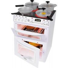 Casdon Toys Cooking Pan Set Microwave Kettle Toaster Cooker Breakfast Sets NEW