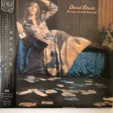 The Man Who Sold the World by David Bowie (CD. jp mini LP),2007,TOCP-70142