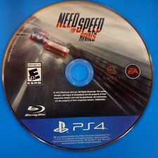 Need for Speed: Rivals  (Sony PlayStation 4, 2014) Disc Only # 14175