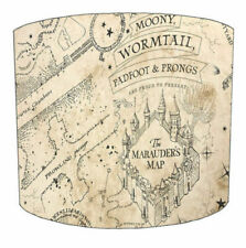 Harry Potter Lampshades, Ideal to Match Harry Potter Wallpaper & Wall Decals.