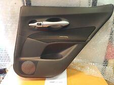 2010 TOYOTA AURIS HATCHBACK REAR RIGHT DOOR CARD WITH INTERIOR DOOR HANDLE
