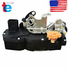 NEW For Cadillac CTS Rear Passenger Right Integrated Door Lock Actuator Motor