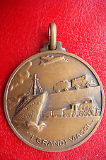 Old Italy Great Travel Masked Ball Dance - Participation Prize Bronze Medal
