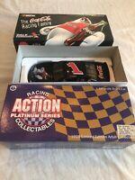 DALE EARNHARDT JR. #1 COCA-COLA POLAR BEAR 1/24 ACTION 1998 NASCAR DIECAST