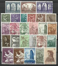 VATICAN STAMP COLLECTION PACKET of 25 DIFFERENT Stamps NICE SELECTION