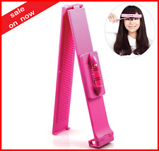 Professional Bangs Hair Trim Cutting Clip Comb Hairstyle Typing Tool Crea