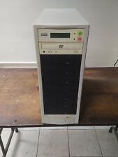Acard Technology 1-7 M-Disc Burner CD DVD Duplicator Duplication Tower