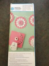 Martha Stewart Circle Edge Starter Punch set and 2 extra cartridges-used