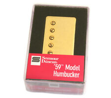 Seymour Duncan SH-1b Gold Cover Bridge '59 Humbucker Pickup 11101-05-Gc