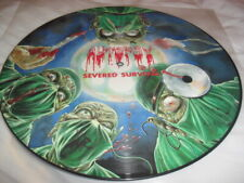 AUTOPSY -SEVERED SURVIVAL- AWESOME VERY RARE LTD EDITION 1990 PICTURE LP VINYL