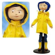 New Coraline Fashion Bendy Doll NECA Official Replica Action Figure Clothing UK