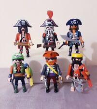 Playmobil pirates bundle, accessories, parrots