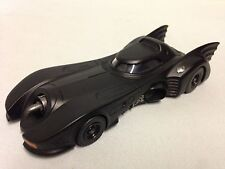 "1989 Batman Batmobile METALS, 5.5"" Die Cast, Pull Back , 1:32 Scale Jada Toys"