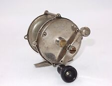 VINTAGE 4 BROTHERS MOHAWK BRASS FISHING REEL ~ PAT 1907 & 1923