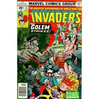 Invaders (1975 series) #13 in Fine + condition. Marvel comics [*zj]