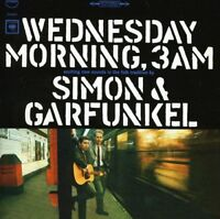 Simon and Garfunkel - Wednesday Morning, 3 A.m. [CD]