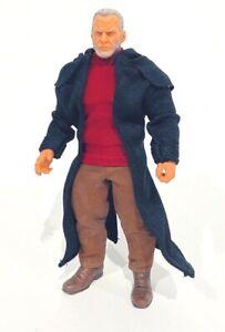 PP-LTC-OML-BK: 1/12 Black Wolverine Coat for Mezco Marvel Legends (No Figure)
