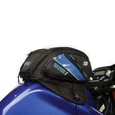 BOLSA De Depósito TIEMPO Motorrad Oxford 18lt Impermeable Turismo Viaje OL431