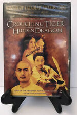 New Factory Sealed! Crouching Tiger, Hidden Dragon Dvd with Special Features