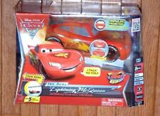 Disney Pixar Cars,The Real Lightning McQueen RC Car - Interactive Toy