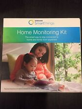 BRAND NEW! Samsung SmartThings Home Monitoring Kit - 2017 Version