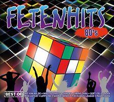 FETENHITS 80S-BEST OF 3 CD NEU
