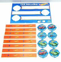 Hot Wheels Car Rollers McDonald's Happy Meal Toys Australia UNUSED