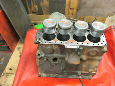 MGB MGB GT, 5 Main GB Engine Block 0.020 Bore Complete With Pistons, !!