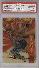 1994 Fleer Marvel Universe Series 5 #1 Gambit PSA 10 GEM MT Non-Sports Card 2ph