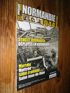 HEIMDAL / MAGAZINE NORMANDIE 1944 N°37