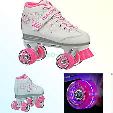Roller Derby Sparkle Girls Quad Skates 5