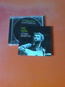 JOHN MARTYN May You Never The Very Best Of CD Album!