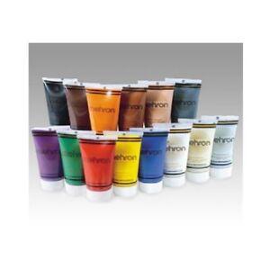 Mehron F-X™ Creme Makeup - Water Based - 1 oz Tube - Many Colors