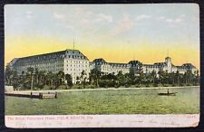 The Royal Poinciana Hotel in Palm Beach, Florida Undvided Back Postcard