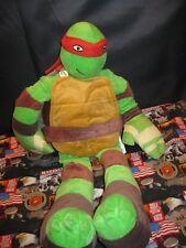 """TMNT Nickelodeon Plush Stuffed Animal  Ninja Turtles 24"""""""
