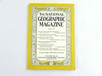 National Geographic Magazine July 1941 Volume LXXX Number 1