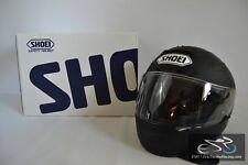 Shoei X-Twelve X-12 Matte Black Small Motorcycle Race Helmet